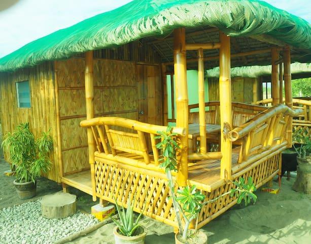 Ocean Breeze Resort - Bahay Kubo #1