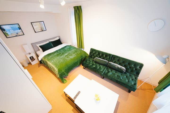 [201]New apartment 1 room Shinjuku 4min by train