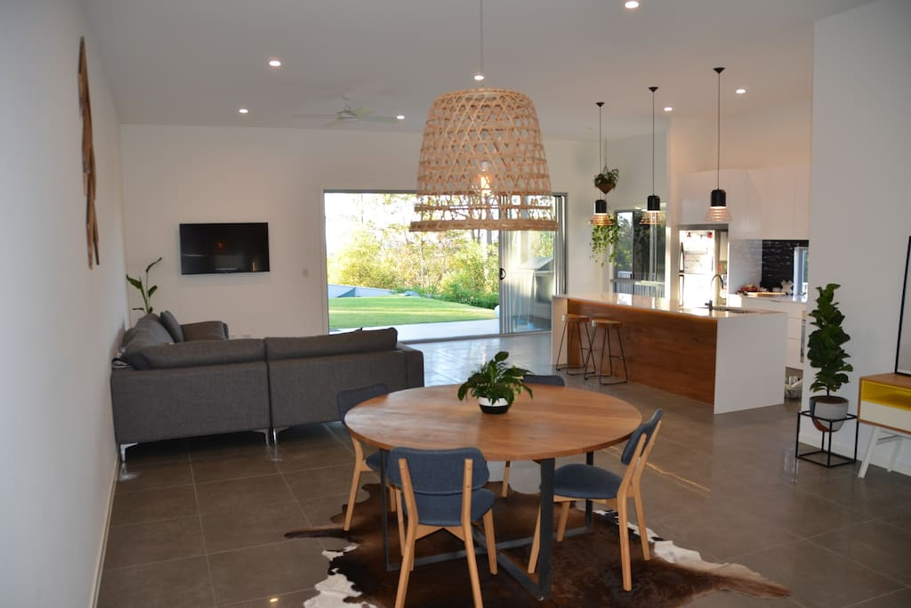 Dining / Living / Kitchen