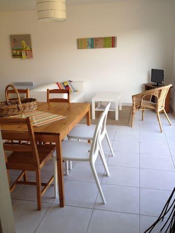 Maison de village - 6km Carcassonne - Pezens - House