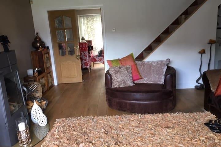 Premium Listing - Spacious Home with log burner