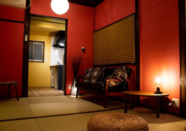 Whole house inn TATAMI. for family or group