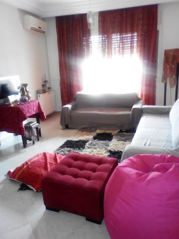 Appartement s+2 à ain Zaghouan