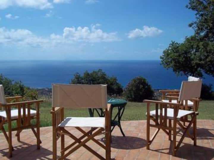 Silence, peace, nature, for 2 , Tropea