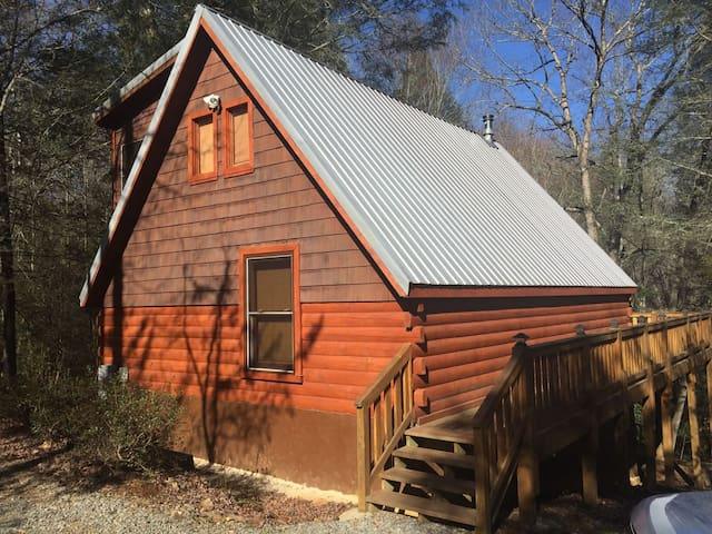 Broken Arrow Lodge | Blue Ridge cabin rental - Epworth - Houten huisje