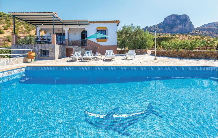 Holiday cottage with 3 bedrooms on 85m² in El Gastor