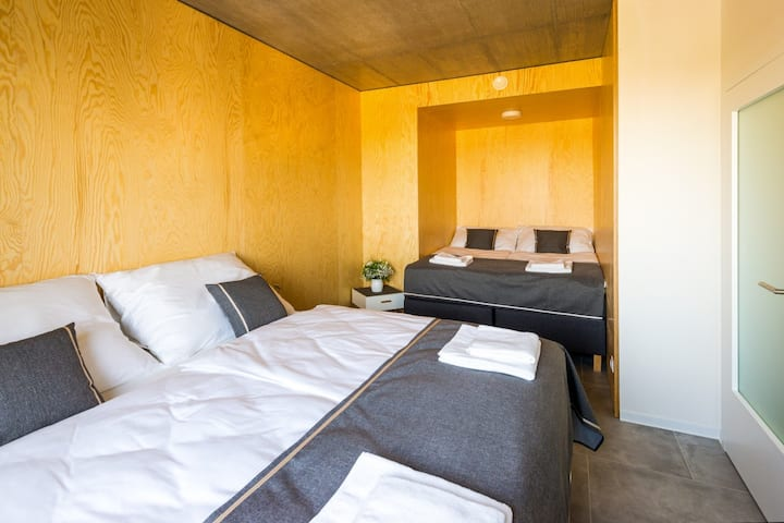Grand Apartment, bathtub - Room Only