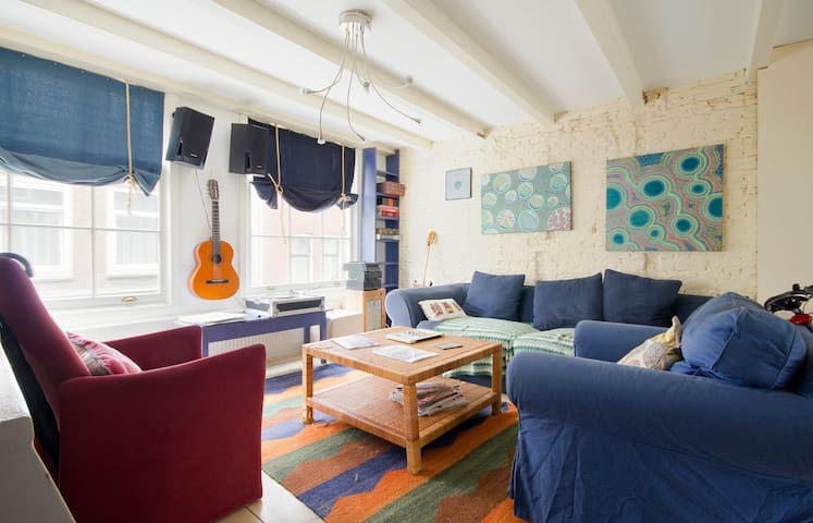 Loft in Jordaan, the place to be