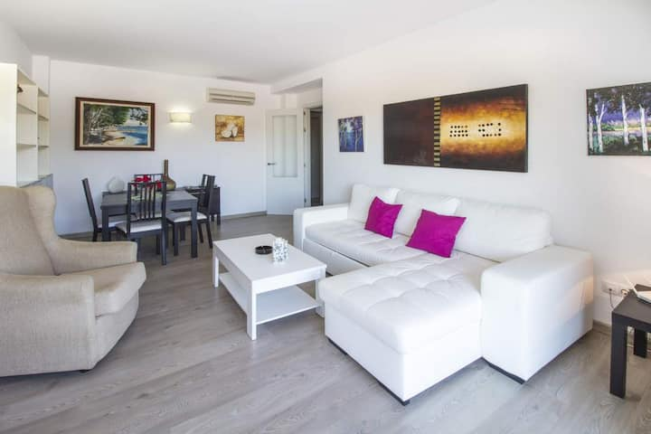 COZY & LOVELY APARTMENT WITH A/C, Wi-Fi IN ALCÚDIA