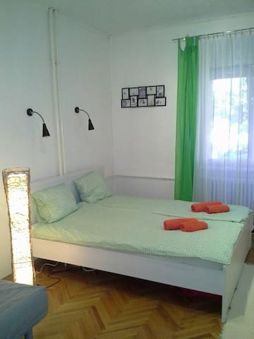 Downtown only 15 minutes quiet apartman - Budapeşte