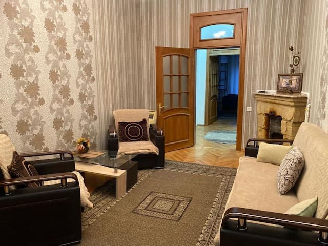 Large Flat in the Heart of Baku