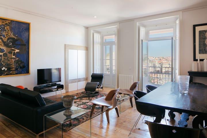 TravelingToLisbon 292 - Castelo - Lisboa - Apartament