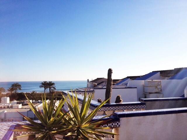 Adosado dúplex en playa del Moncayo (Guardamar)