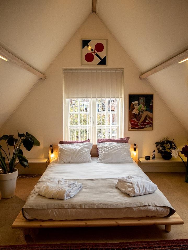 Welkom in ons heerlijke Van Gogh Huisje!