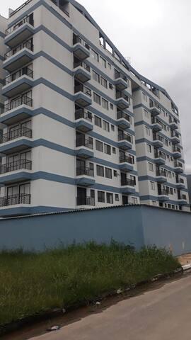 Apartamento praia Massaguaçu