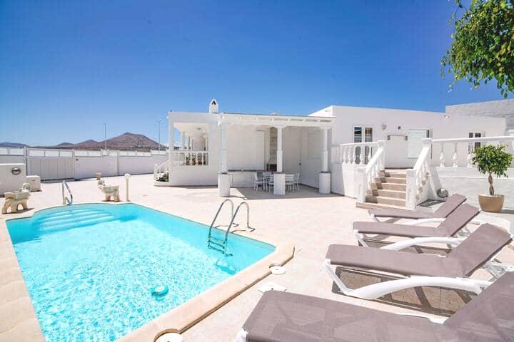 Villa Mariemne  Lanzarote