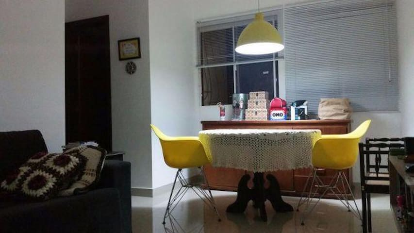 Aluguel quarto inteiro top - Cuiabá - Appartement