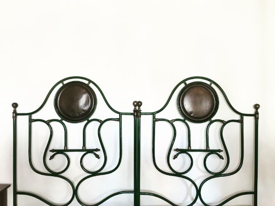 Vintage bed - Letto vintage