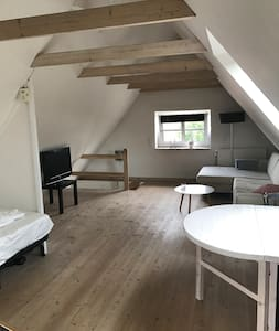 Cozy and modern flat close to Odense centrum