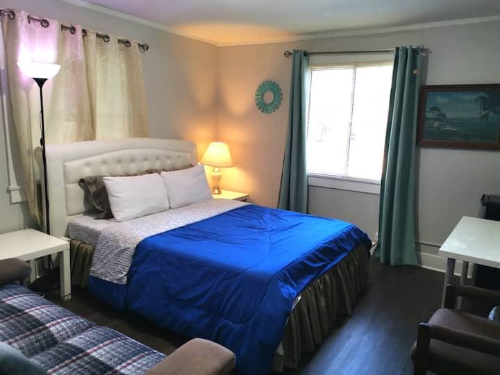 Cozy room #4 in Pasadena温馨双人间