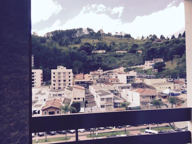 Apartamento em Serra Negra centro - Serra Negra - Apartamento