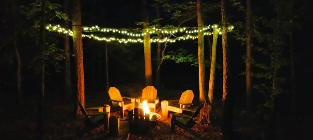 Sugar Bear Luxury Lodge - Broken Bow - Blockhütte