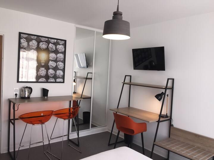406M - Le Studio Idéal et Tout Confort