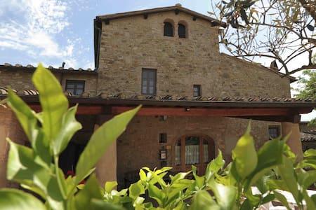 La Colombaia antica casa in toscana - Barberino Val d'Elsa - Apartment