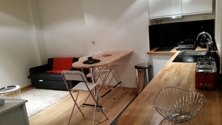 Charmant duplex avec terrasse - Tournai