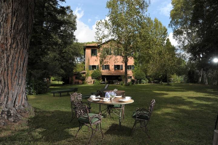 Villa Magritte , romantica e accogliente.