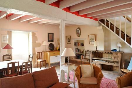 Gîte Val de Loire - Saint-Germain-sur-Vienne - Rumah