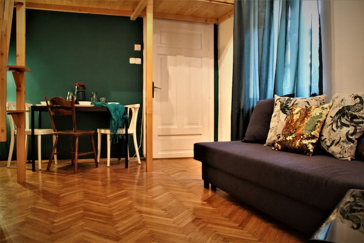 Concept Apartment, Very central, Ps3, Netflix