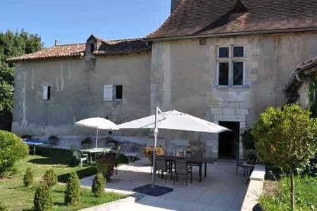 Suite Chantérac au Manoir de Longecote - Chanterac