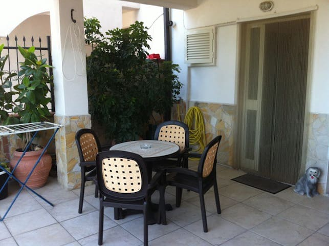 Bilocale con veranda ristrutturato nel 2019