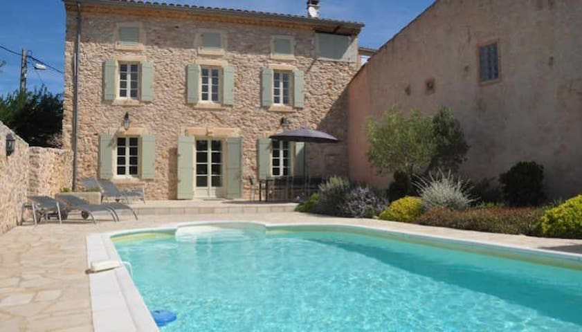 Charming Traditional Home with Pool & Garden