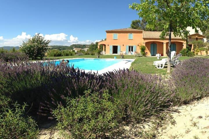 Luxury Villa (La Totale) - Saint-Michel-l'Observatoire - วิลล่า