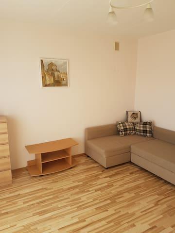 Apartment in a green part of Vilnius - Vilnius - Daire
