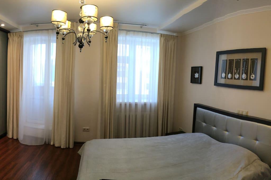 Спальная комната!