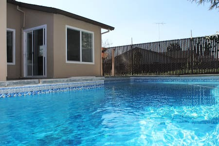 Feel@Home+Pool near Downtown (X) - Sacramento