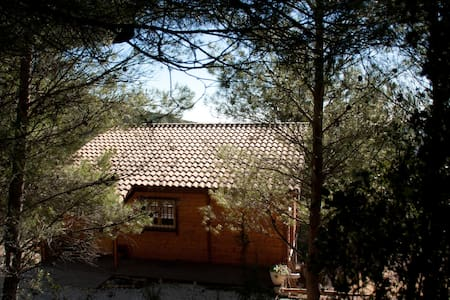 Paraiso Natural- Alicante. - Cabin
