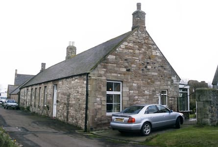 Wild Duck Cottage a cosy traditional stone cottage - House
