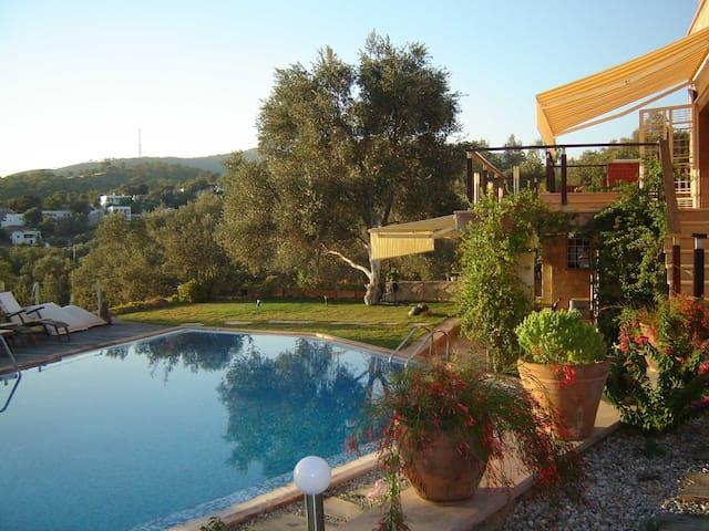 Villa in Bodrum - Kızılağaç