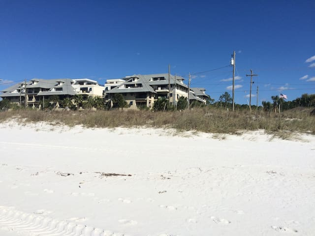 Upscale Condo with Ocean Views at Mexico Beach FL - Mexico Beach - Wohnung