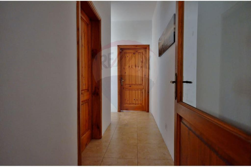 Hallway - your room is at the end