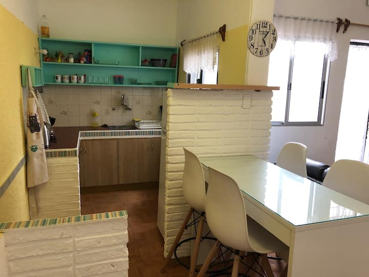 Nice Apartment close to Bus terminal with wifi