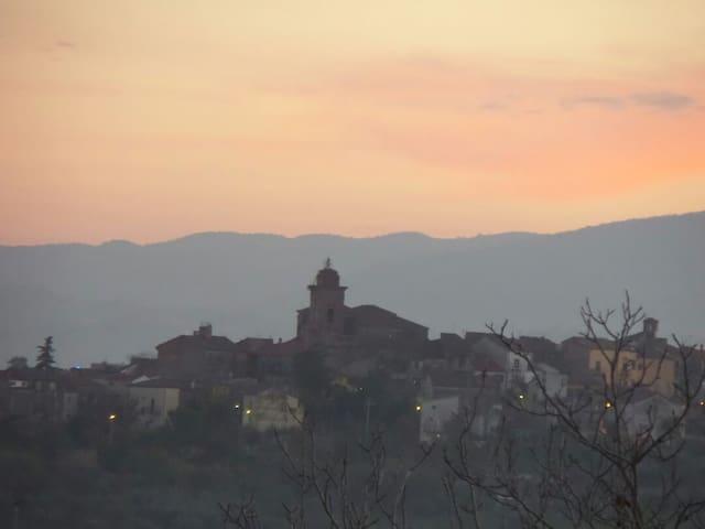 La Casa di Rebecca Scerni townhouse - Scerni, Abruzzo, IT - House