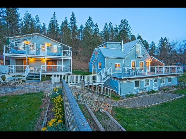 Riverfront-amazing fishing-private - Lewiston - Penzion (B&B)