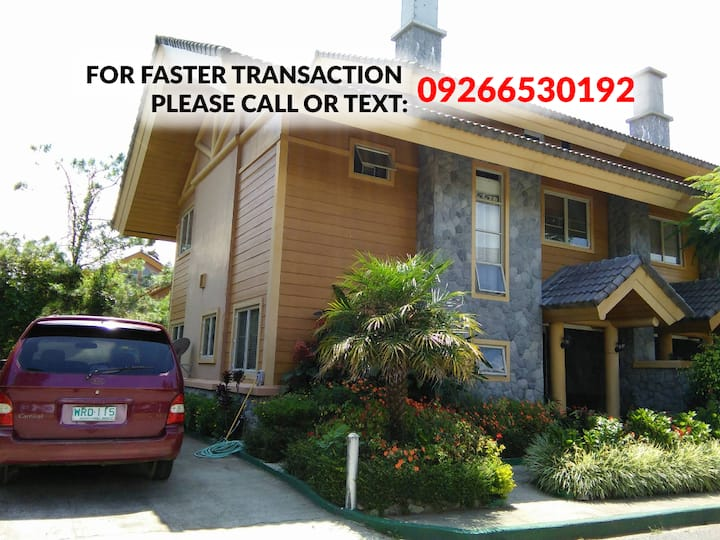 Transient House inside Camp John Hay (FC 26A)