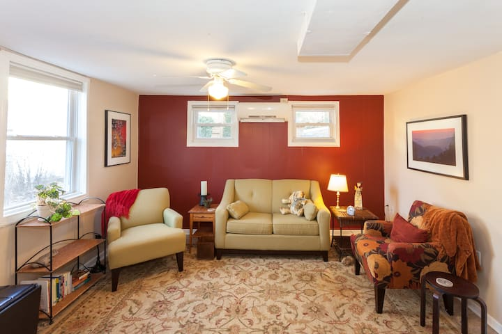 The Red Door  - Asheville - Appartement