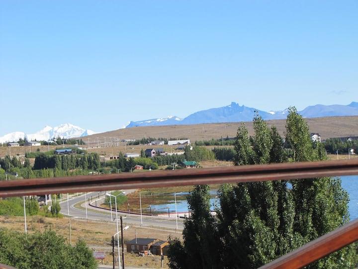 Departamento Las Retamas 4- Magnifica vista